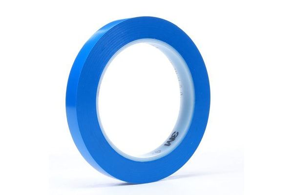 Product image for Vinyl tape 3M 471 12mmx33m blue