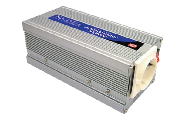 Product image for Power Inverter Modified Sine UK 24V 300W