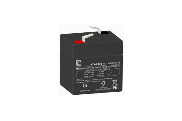 Product image for 6 V VRLA Lead Acid Battery