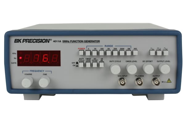 Product image for 5 MHZ FUNCTION GENERATOR