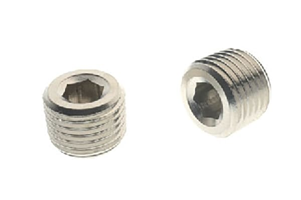Product image for MALE PLUG - BSPP 3/8