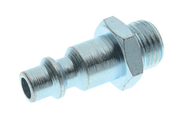 Product image for MALE CONNECTOR 1/4