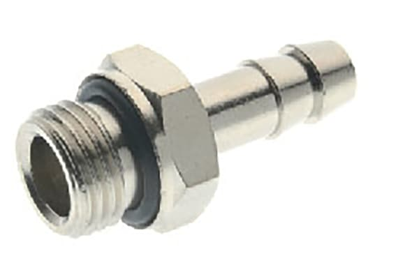 Product image for MALE HOSE ADAPTOR - BSPP  6-1/4