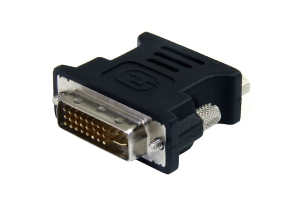 Product image for Black DVI to VGA Cable Adapter - M/F