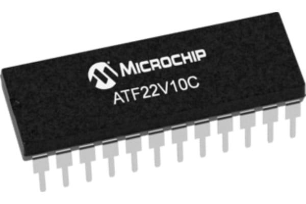 Product image for F22V10C FAMILY, 500 GATE SPLD, 5V