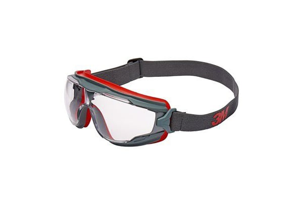 Product image for GG501-EU Goggle PC Clear SGAF