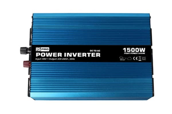 Product image for Power Inverter Pure Sine wave 48V 1500W