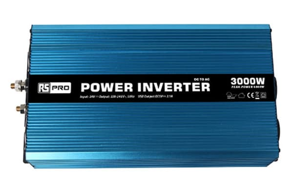 Product image for Power Inverter Pure Sine wave 24V 3000W