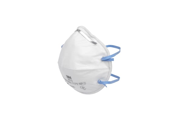 Product image for FFP2 8810 dust/mist respirator