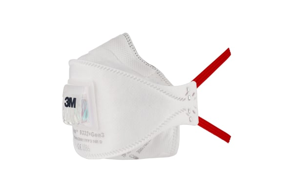 Product image for 3M Aura Respirator 9332+Gen3