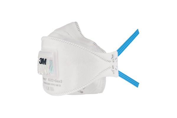 Product image for 3M Aura  Respirator9322+ Gen3-SP