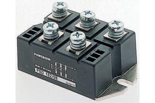 Product image for BRIDGE RECTIFIER 3-PH 1.2KV 175A PWS-E-1