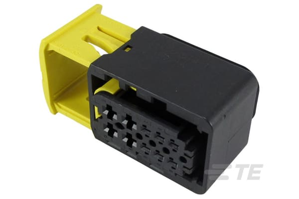 Product image for 10POS, MIXED,REC HSG,ASSY