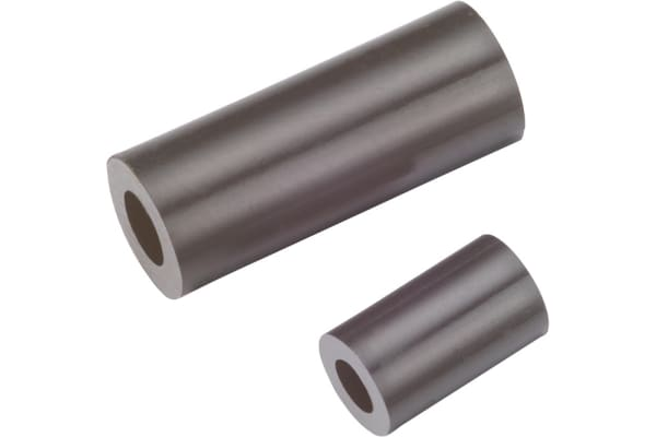 Product image for ROUND PLASTIC SPACER L:8,0 MM;ID:6,2 MM;