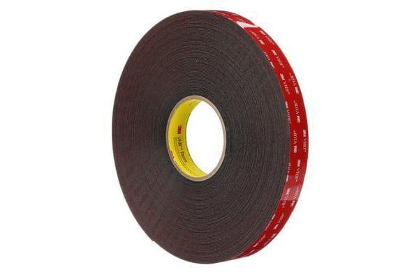 Product image for 5952 F Acrylic Foam Tape       0019,0 mm