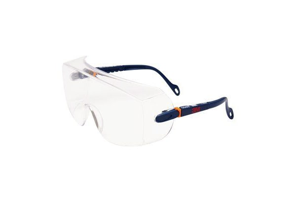 Product image for 3M 2800 Overspectacles Clear