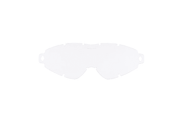 Product image for 3M CLEAR ACETATE GOGGLE LENS 289A