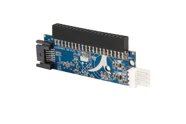 Product image for 40 Pin Female IDE to SATA Adapter Conver