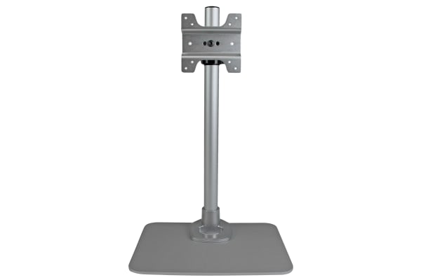 Product image for Desktop Monitor Stand - Silver - Works w