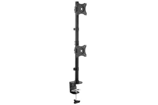 Product image for Startech Dual Monitor Stand, Max 34in Monitor With Extension Arm