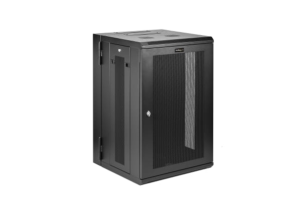 Product image for Startech 18U Server Cabinet 551 x 610 x 904mm