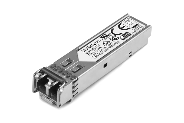 Product image for JUNIPER SFP-1GE-LX COMPATIBLE SFP TRANSC