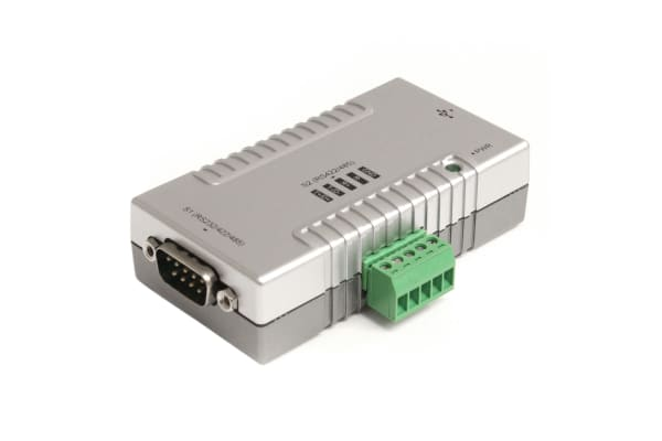 Product image for 2 Port USB to RS232 RS422 RS485 Serial A