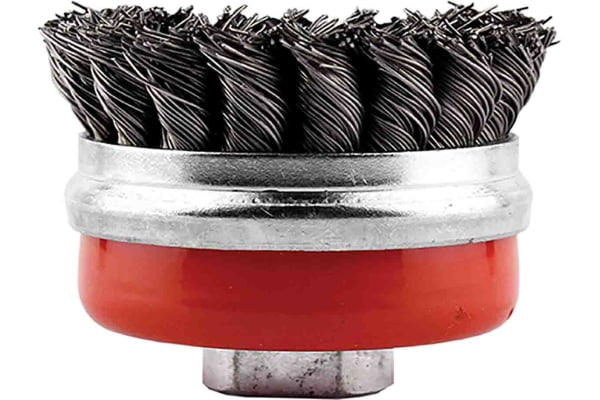 Product image for TWIST WIRE CUP BRUSH,65MM DIA M14X2MM
