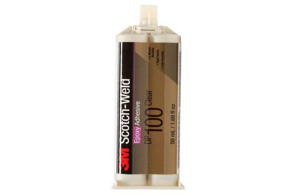 Product image for S/WELD DP100 Epoxy ADH CL 48.5 mL CAR 12