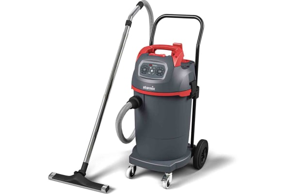 Product image for UCLEAN 45LTR TROLLY VACUUM CLEANER  WET