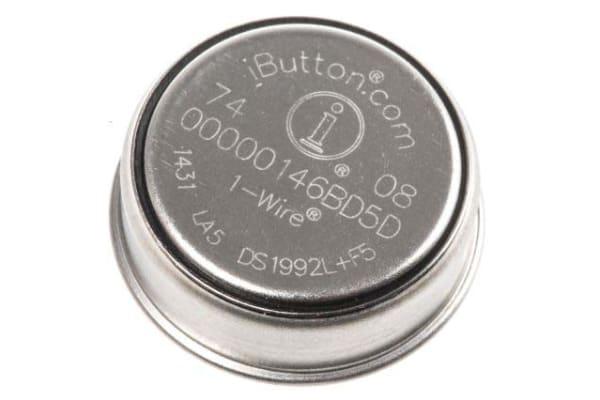 Product image for Maxim Integrated DS1925L-F5#, Digital Temperature Sensor