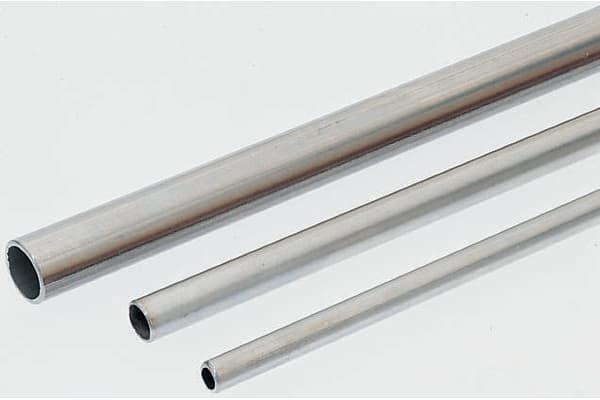 Product image for 316L st.steel tube(x5), 6mmODx2m L