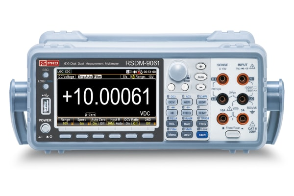Product image for RS PRO Bench Digital Multimeter