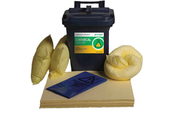 Product image for 30L SPILL KIT IN CLIP TOP CARRIER