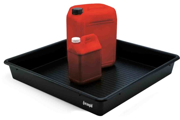 Product image for 80CM X 80CM X 12CM 64L PE DRIP TRAY