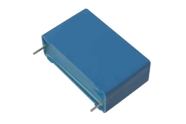 Product image for Capacitor PP Metalized 0.1uF 630V 10%