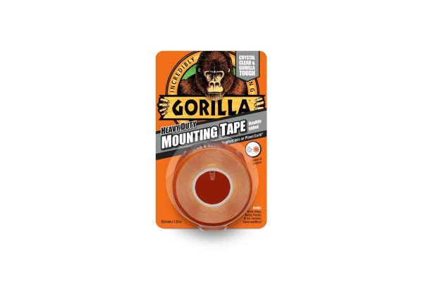 Product image for GORILLE HD MOUNTING TAPE CLEAR