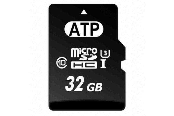 Product image for ATP 32 GB MicroSD Card Class 10
