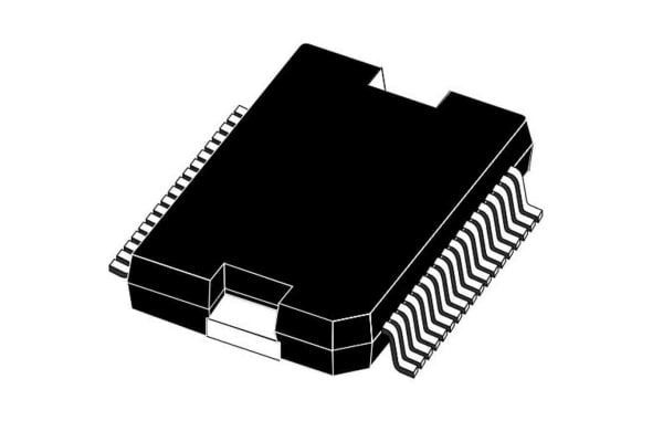 Product image for STMicroelectronics L6470PD, Stepper Motor Motor Driver IC 36-Pin, PowerSO