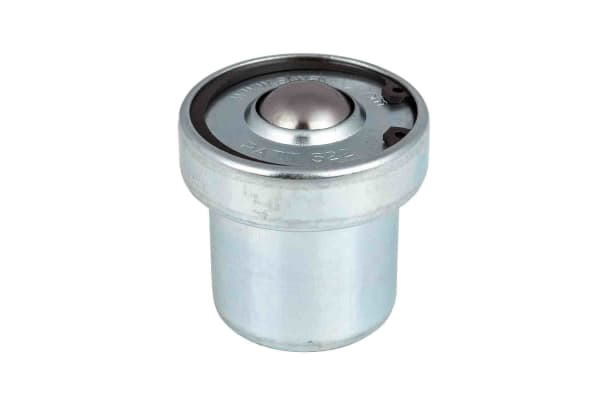 Product image for ALWAYSE Spring Loaded 22.2mm Ball Transfer Unit