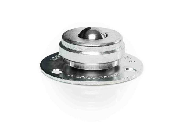 Product image for ALWAYSE 3-Hole Flange 19mm Stainless Steel Ball Transfer Unit Stainless Steel