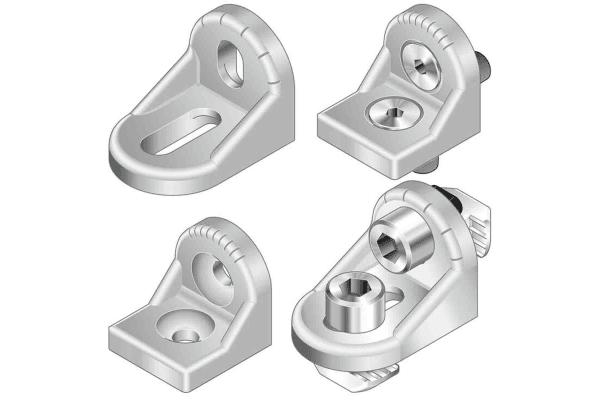 Product image for ANGLE BRACKET R35X38 SET