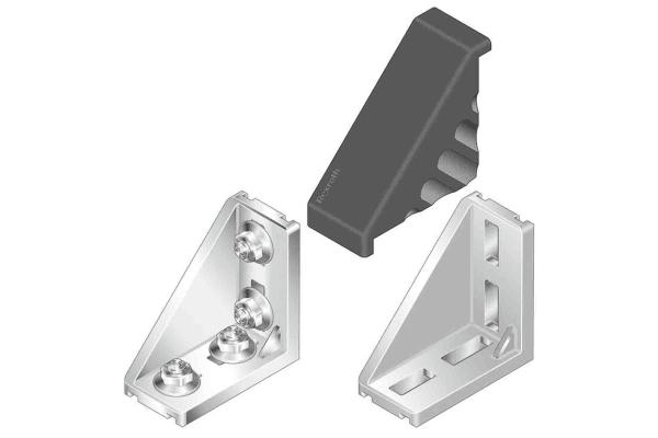 Product image for ANGLE BRACKET 40X80