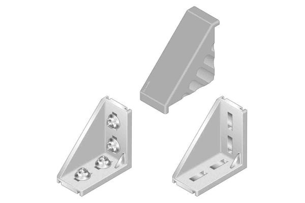 Product image for ANGLE BRACKET 50X100 SET
