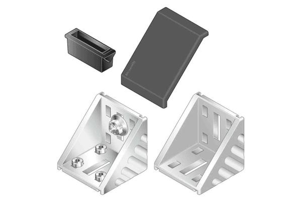 Product image for ANGLE BRACKET 60X60