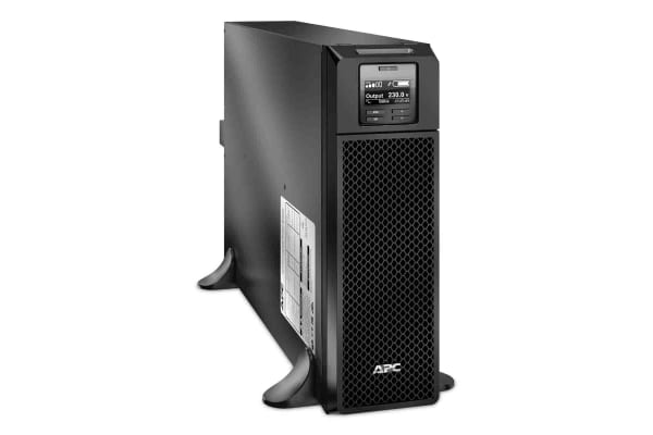 Product image for APC 5000VA UPS Uninterruptible Power Supply, 230V Output, 4.5kW