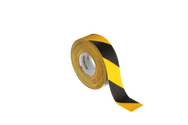 Product image for 3M Self-Adhesive Safety-Walk Hazard & Warning Floor Sticker (English)