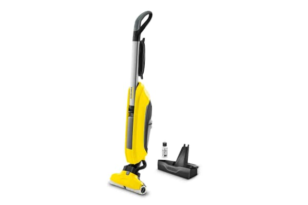 Product image for Karcher FC 5 Upright Wet and Dry Vacuum Cleaner for Wet/Dry Areas, 7m Cable, 240V