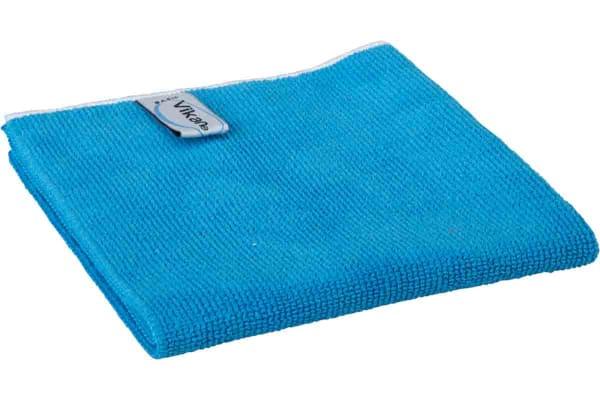 Product image for BASIC MICROFIBRE CLOTH 32CMX32CM BLUE