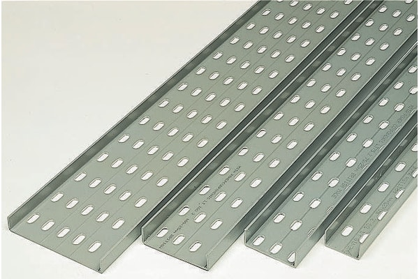 Product image for Schneider Electric Light Duty Tray, PVC 2m x 100 mm x 20mm
